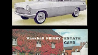 Vauxhal cresta friary state (1958)