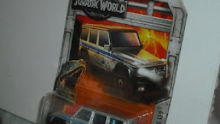 Mercedes- Benz G550 , escala 1/64 de Hot Wheels .