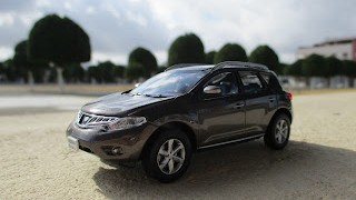 Nissan Murano MkII de J-Collection