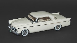 Chrysler 300 B 1956 de Neo Scale Models