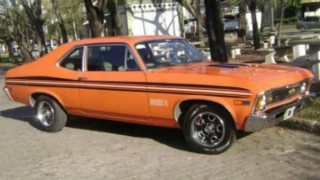 chevrolet chevy coupe ss serie 2 (1975)
