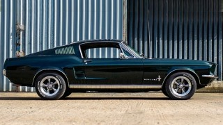 Ford mustang coupe fastback (1968)