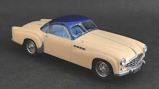 Delahaye 235 Coach Chapron de Matrix Scale Models