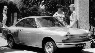 Simca 1000 coupe (1964)