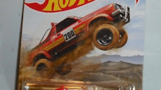 Subaru Brat , escala 1/64 de Hot Wheels .