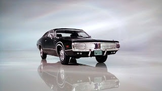 Dodge Charger 1972 --> 1/43