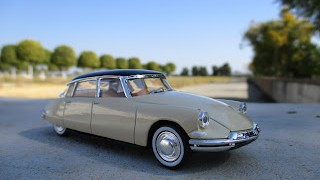 Citroën DS19 de Universal Hobbies