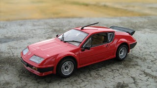 Alpine A310 V6 Pack GT de Universal Hobbies