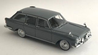 Ford Zodiac MK III Abbott Estate de Neo Scale Models