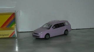 Ford Focus Turnier , escala 1/87 de la marca Noch