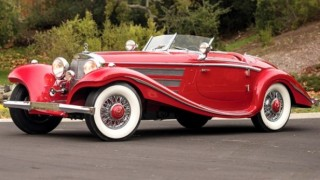 Mercedes benz 540 k special roadster (1936)