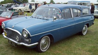 Vauxhall cresta pa friary estate (1962)