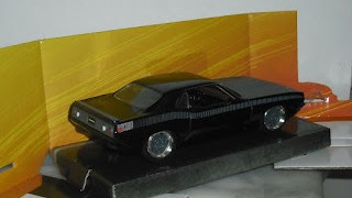 Plymouth Barracuda de Letty , escala 1/32 de la marca Jada