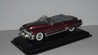 Cadillac Coupe de Ville de 1949 , escala 1/43 de Road Signature .