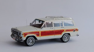 Jeep Grand Wagoneer 1991 de Neo Scale Models / American Excellence