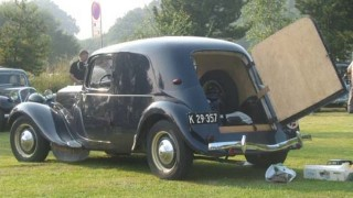 Citroën traction 11 bl fourgonette (1937)