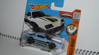 Camaro Z28 , escala 1/64 de Hot Wheels