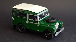 Land Rover 88 Series 1 Station Wagon 1957 de True Scale Miniatures