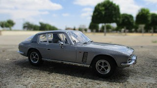 Jensen Interceptor MkII de Oxford