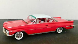 Oldsmobile 98 Hardtop Coupé 1959 de Neo Scale Models