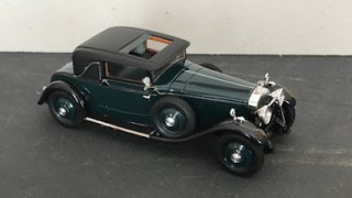Hispano Suiza H6B Park Ward Coupé 1927 de Matrix Scale Models