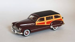 Buick Roadmaster 79 Estate Wagon 1947 de Neo Scale Models