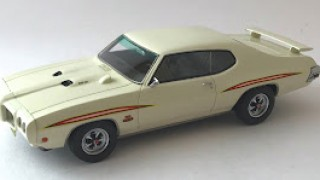 Pontiac GTO 'The Judge' 1970 de Neo Scale Models