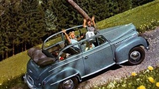 Opel olympia cabriolet (1951)