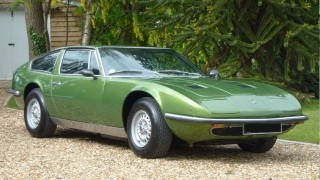 Maserati indy coupe (1969)