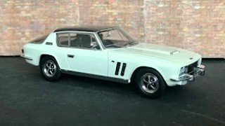 Jensen Interceptor SII FF de Matrix Scale Models