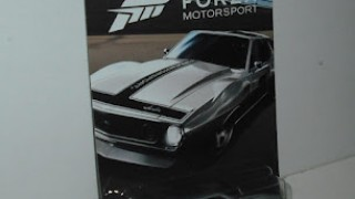 AMC Javelin AMX , escala 1/64 de Hot Wheels .