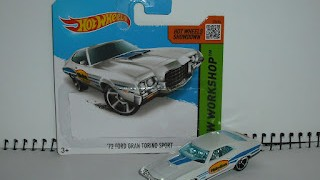 Gran Ford Torino Sport 1972 , de Hot Wheels .