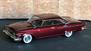 Dodge Dart Phoenix Sedan 1961 de Neo Scale Models