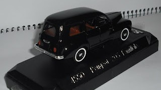 Peugeot 203 Familiar , escala 1/43 de la marca Solido .