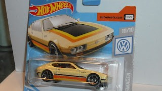 Volkswagen SP2 , escala 1/64 de Hot Wheels .