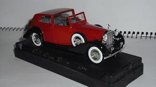 Rolls Royce Coupé , escala 1/43 de Solido .