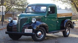 Plymouth truck pt125 pick up (1941)