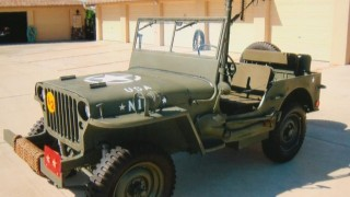 Jeep willys mb u.s. army (1942)