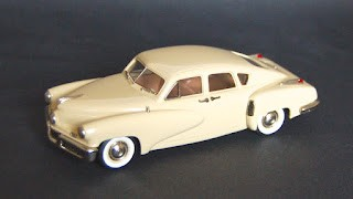 Tucker Torpedo 1948 de Brooklin Models