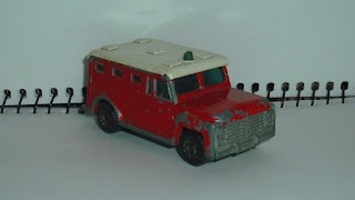 Armored Truck , Matchbox , escala 1/60 , de 1978 .