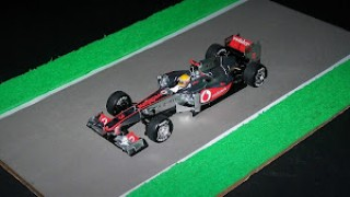 McLaren MP4/26 Mercedes Benz (420)