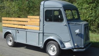 Citroën type h pick up (1964)