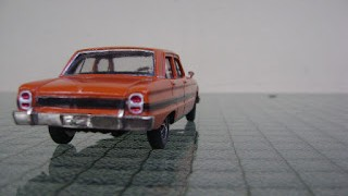 Ford falcon sprint - mileto 1/43