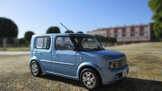 Nissan Cube MkII de J-Collection