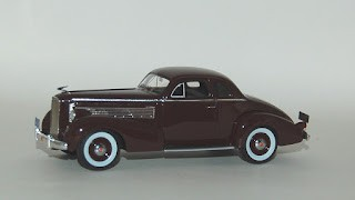 Lasalle Series 50 Coupé 1937 de Neo Scale Models