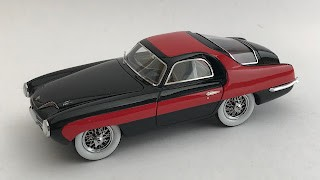 Pegaso Z102 Berlinetta 'Thrill' de Matrix Scale Models
