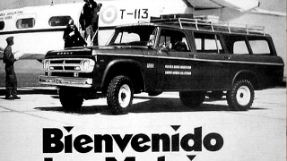 Pick up dodge d-200 v8 (1972)