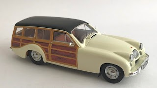 Allard P2 Safari Station Wagon de Matrix Scale Models