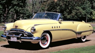 Buick roadmaster convertible (1947)