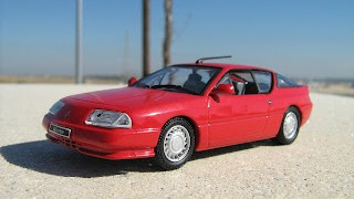 Renault Alpine GTA V6 Turbo de Universal Hobbies